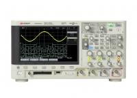示波器:100 MHz,4 通道+8 數位通道
