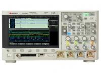 示波器:100 MHz,4 個類比通道 + 16 個數位通道