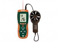 扇葉風速計+紅外線測溫計
