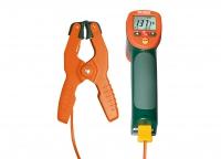 高溫測溫槍+管夾測溫