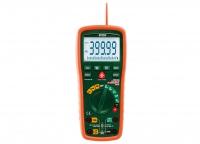 IP67紅外線測溫工業電表